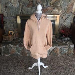 Long American apparel hoodie